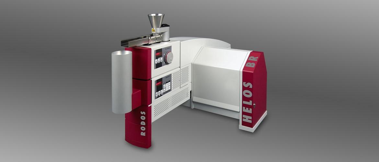 乾式分散 粒度分布 測定装置