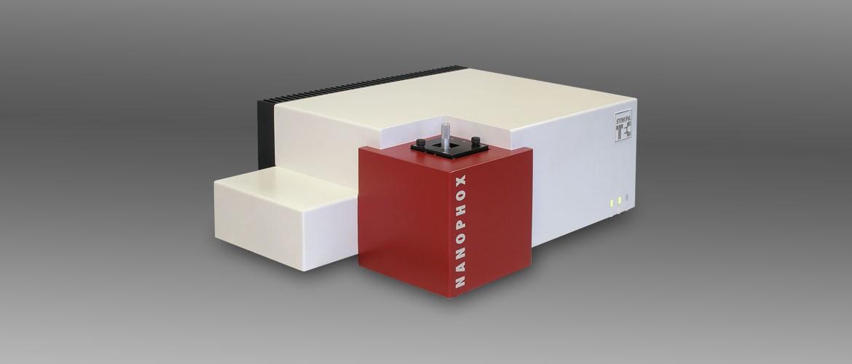 動的光散乱 粒度分布測定装置 NANOPHOX